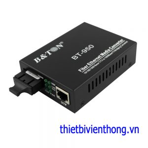 Coverter 2 sợi quang, BT-950 GS-20