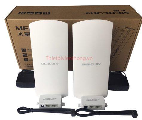 Bộ thu phát không dây cho camera IP MWB201 2.4G
