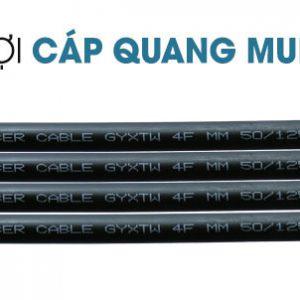 Cáp Quang MultiMode 4 core