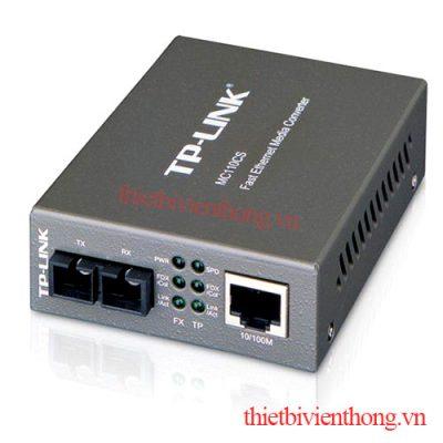 Bộ chuyển đổi quang điện TP-LINK MC110CS