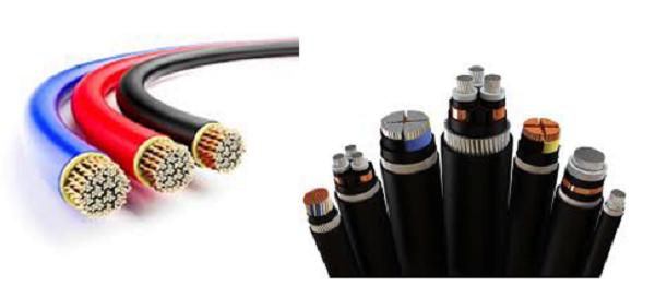 dây dẫn điện và dây cáp điện