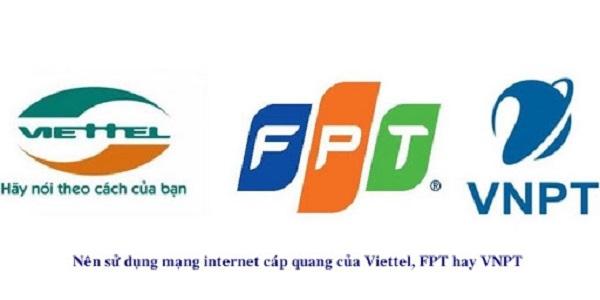so sánh cáp quang FTP-Viettel-VNPT