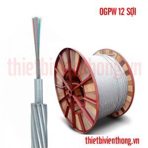 Cáp quang OPGW 12 sợi