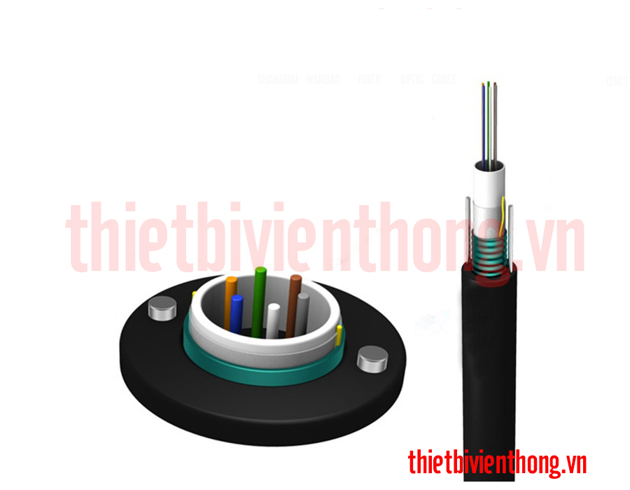 Cáp quang Multimode 8FO OM2 ( 8 sợi , 8 core , 8 lõi )