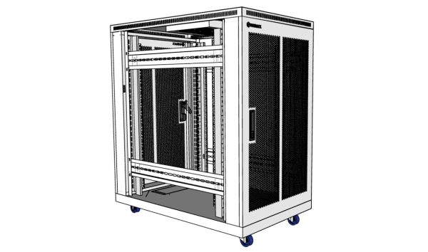 Tủ Rack 20UD1000