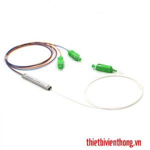 Optical Splitter PLC 1×2