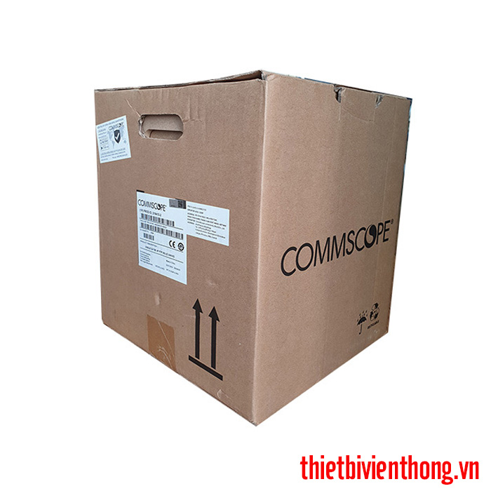 Cáp mạng Commscope Cat5e FTP